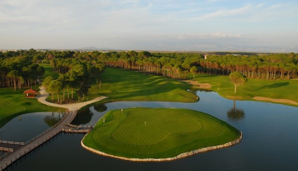 Sueno Golf Club Belek