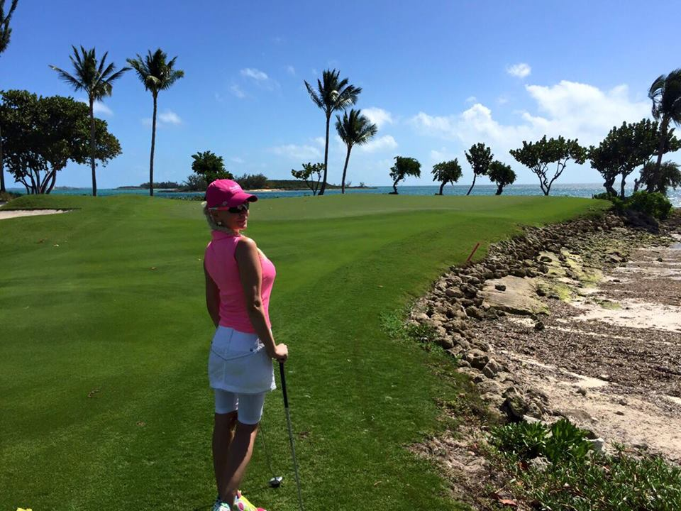 Bahamas Paradise Island Best Golf And Diving