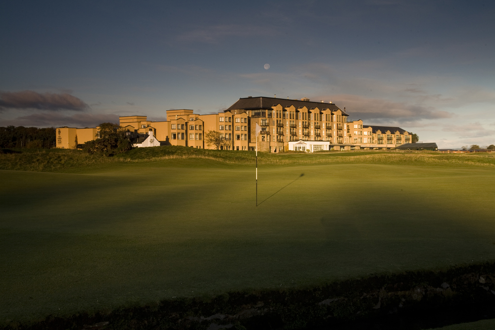 Scotland St Andrews Best Golf And Diving