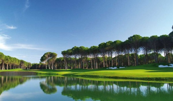 Carya Golf Club, Belek-Antalya, Turke