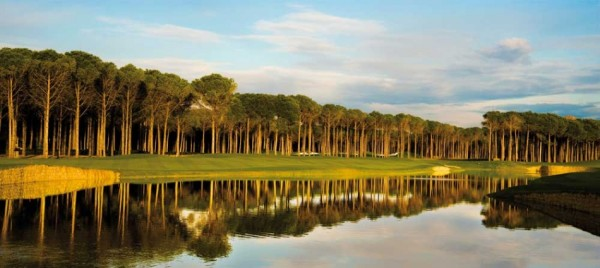 Carya Golf Club, Belek-Antalya, Turke