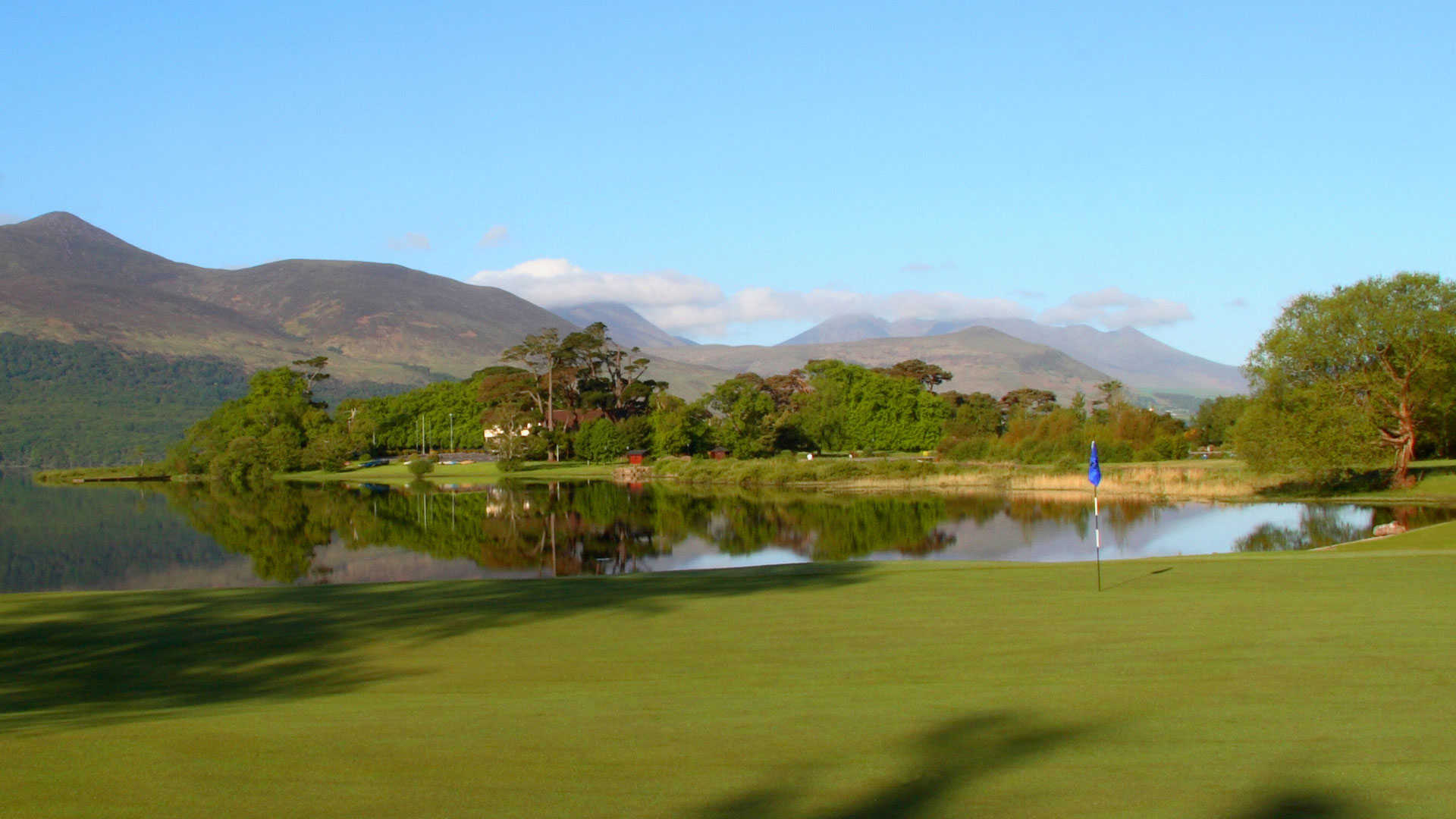 Ireland Killarney Best Golf And Diving