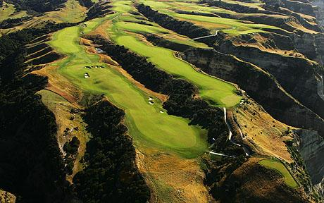 New Zealand Cape Kidnappers Best Golf And Diving
