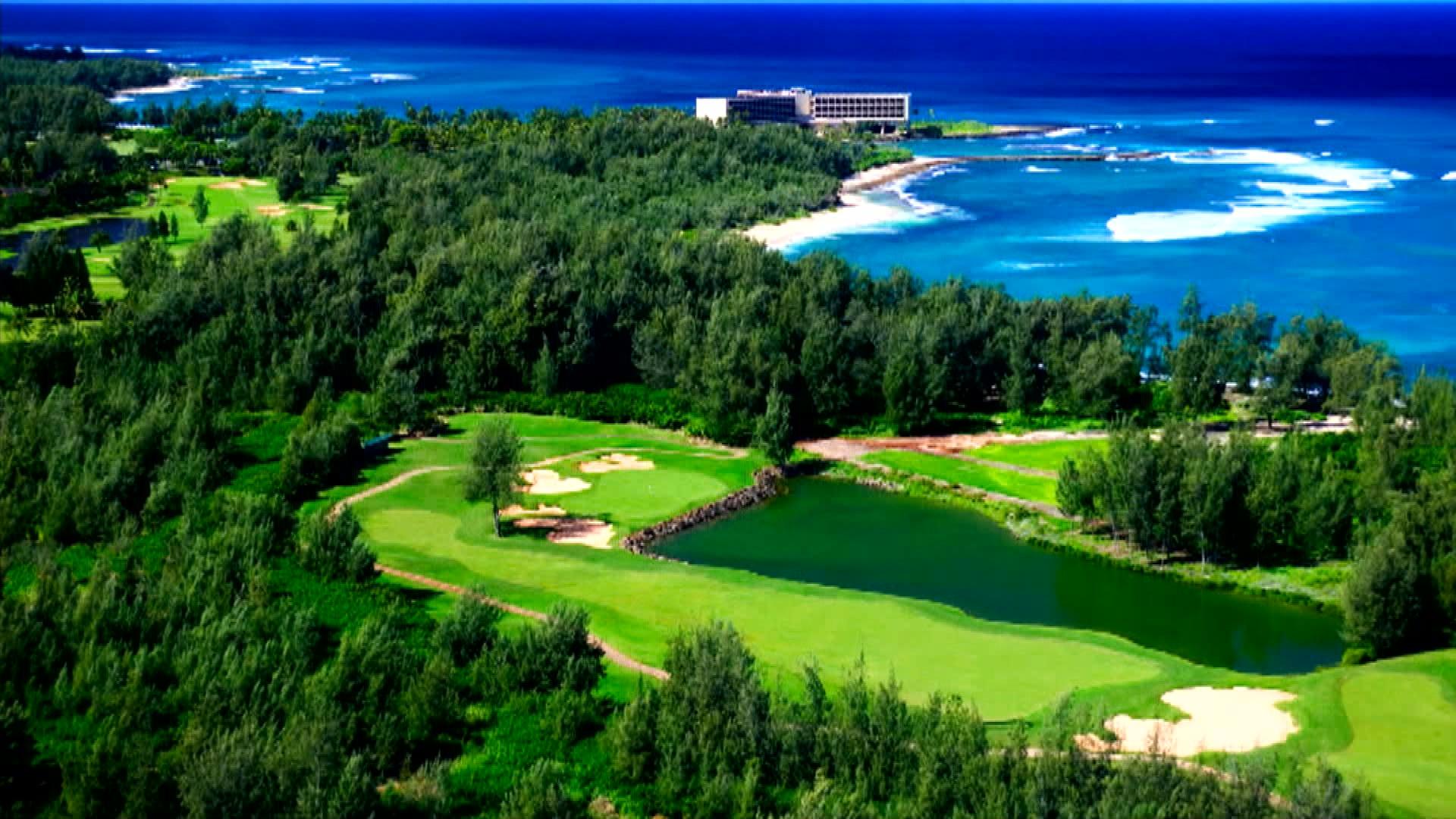 kapalua plantation  lahaina  hawaii