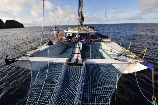 Catamaran Inula
